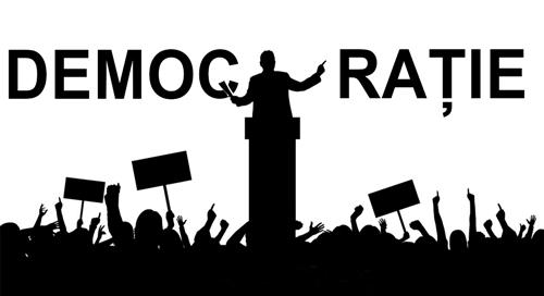 Citaten Democratie Versuri : Ce fel de republică este rom nia